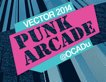Punk Arcade@ Vector Game Festival