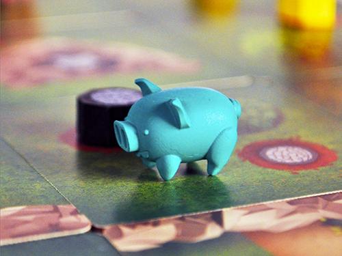 Super Truffle Pigs